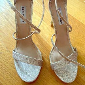 Glitter Steve Madden Heels *GREAT CONDITION*